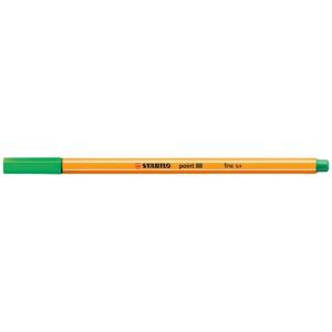 STABILO Point 88 jemný liner zelený