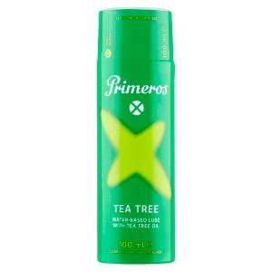 Primeros Tea Tree lubrikační gel s výtažkem z čajovníku australského, 100ml