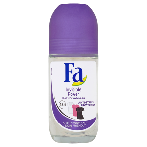 Fa Invisible Power kuličkový antiperspirant Soft Freshness 50ml