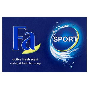Fa tuhé mýdlo Sport 90g