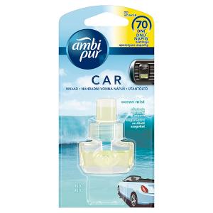 Ambi Pur Car Ocean Mist Náplň Do Osvěžovače Vzduchu Do Auta 7ml