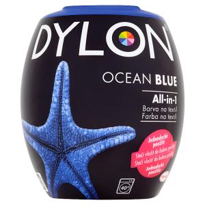 Dylon All-in-1 Ocean blue barva na textil 350g