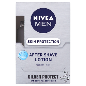 Nivea Men Silver Protect Voda po holení 100ml
