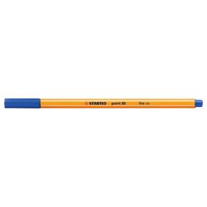 STABILO Point 88 jemný liner modrý