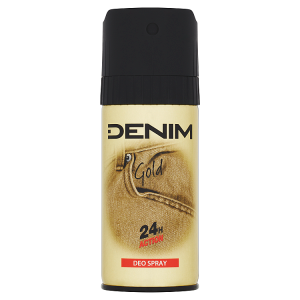 Denim Gold deodorant 150ml