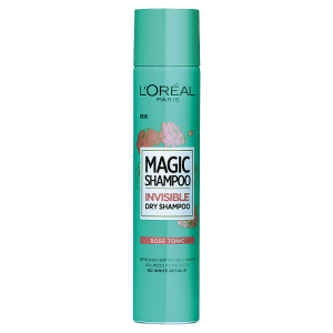 L'Oréal Paris Magic Shampoo Rose Tonic suchý šampon 200ml