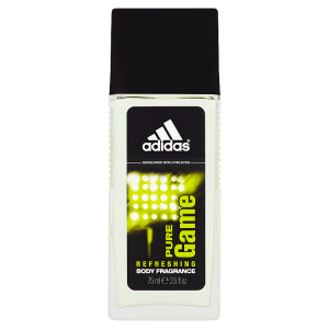 Adidas Pure Game deodorant natural sprej 75ml