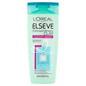 L'Oréal Paris Elseve Extraordinary Clay očisťující šampon 250ml