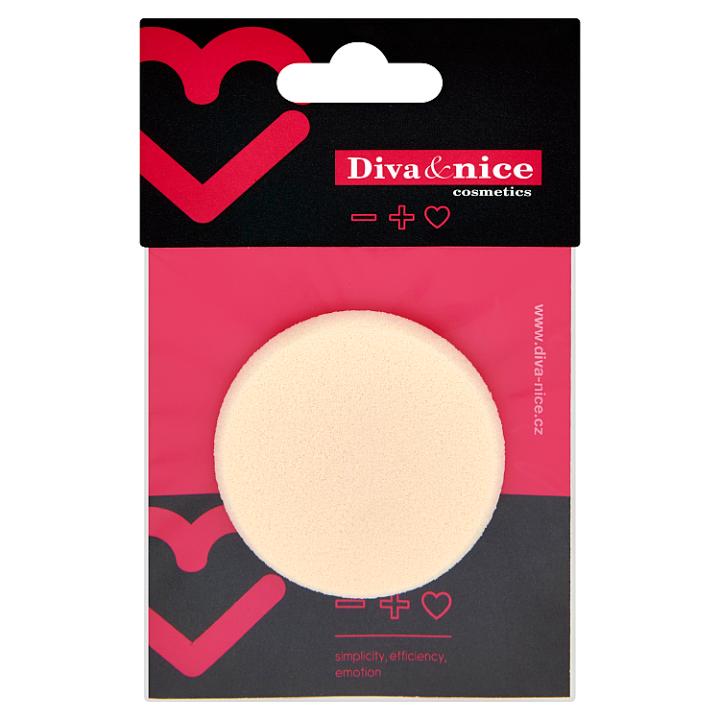 Diva & Nice Houbička na make-up