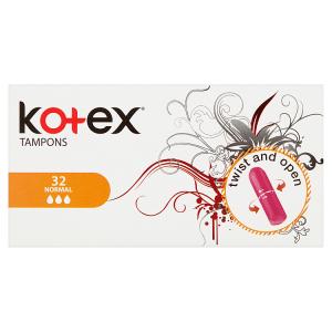 Kotex Normal tampóny 32 ks