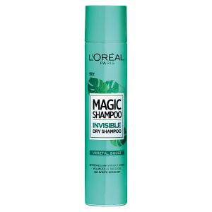 L'Oréal Paris Magic Shampoo Vegetal Boost suchý šampon 200ml