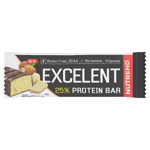 Nutrend Excelent Protein bar příchuť marcipánová s mandlemi 40g