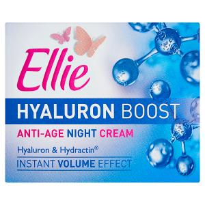 Ellie Hyaluron Boost Omlazující noční krém 50ml