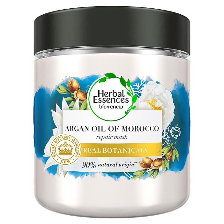 Herbal Essences bio:renew Arganový Olej Regenerace Maska Na Vlasy 250ml