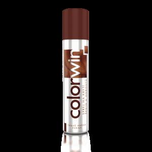 Colorwin sprej na krytí šedin tm. hnědý 75ml