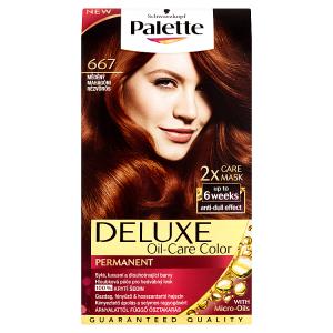 Palette Deluxe Dlouhotrvající barva měděný 667