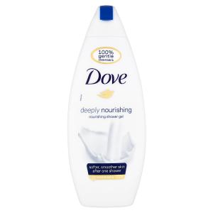 Dove Deeply Nourishing Hydratační sprchový gel 250ml