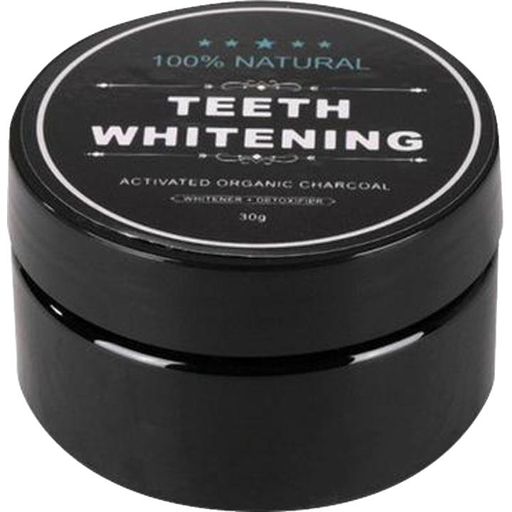 Charcool bělící pudr na zuby 30g