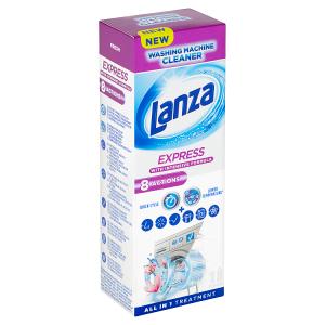 Lanza Express Fresh tekutý čistič pračky 250ml