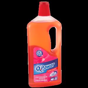 Q-Power Univerzální mycí prostředek vůně exotic 1l