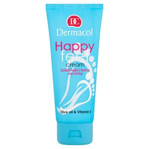 Dermacol Happy Feet zvláčňující krém na nohy 100ml