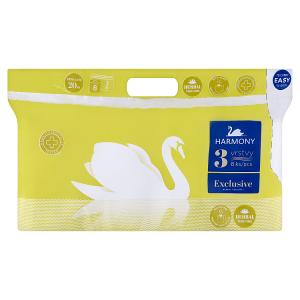 Harmony Exclusive Herbal perfumes toaletní papír 3 vrstvy 8 ks