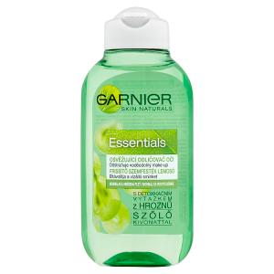 Garnier Skin Naturals Essentials osvěžující odličovač očí pro normální a smíšenou pleť 125ml