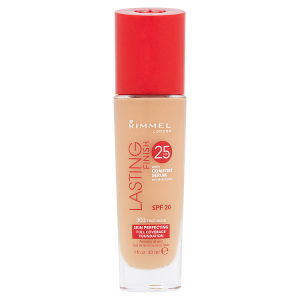 Rimmel London Lasting Finish 25h make-up 303 true nude 30ml