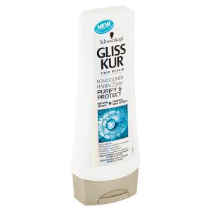 Gliss Kur kondicionér Purify & Protect 200ml