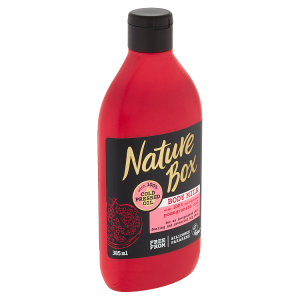 Nature Box tělové mléko Pomegranate Oil 385ml