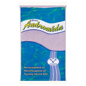 Relaxa Androméda Pěnivá koupelová sůl 1kg