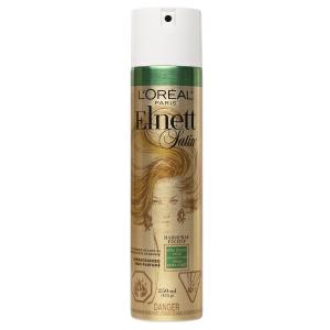 L'Oreal Paris Elnett Satin lak na vlasy extra silná fixace bez parfemace, 250 ml