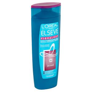 L'Oréal Paris Elseve Fibralogy šampon vytvářející vlasovou hmotu 400ml