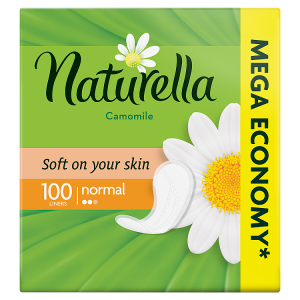 Naturella Camomile Normal Intimky 100x