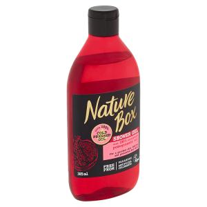 Nature Box sprchový gel Pomegranate Oil 385ml