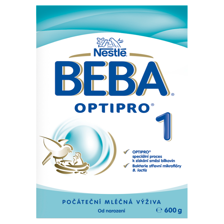 BEBA OPTIPRO® 1, 600g
