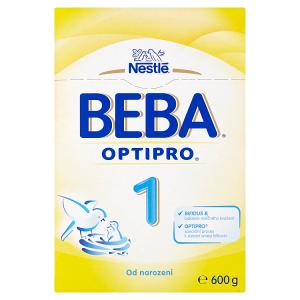 BEBA Optipro 1 od narození 2 x 300g