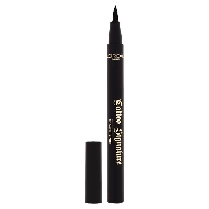 E-shop L´Oréal Paris Tattoo Signature voděodolná ultra precizní černá tužka na oči 12ml