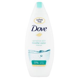 Dove Sensitive Skin micelární sprchový gel 250ml