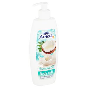 Ameté Tělové mléko Coconut Oil 400ml