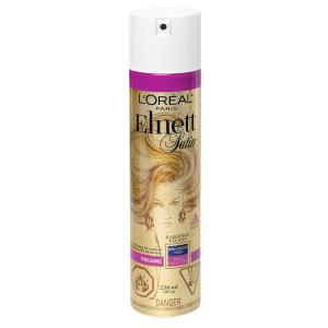 L'Oreal Paris Elnett Satin lak na vlasy extra silná fixace pro objem, 250 ml