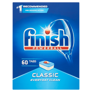 Finish Powerball Classic tablety do myčky nádobí 60 ks 960g