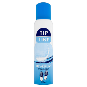 Tip Line Osvěžující spray do bot 150ml