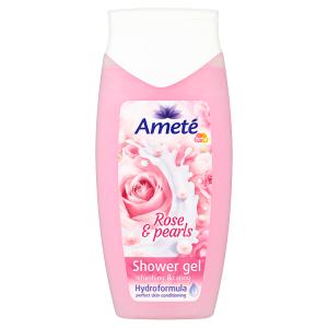Ameté Sprchový gel Rose & Pearls 250ml