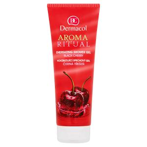 Dermacol Aroma Ritual Povzbuzující sprchový gel černá třešeň 250ml