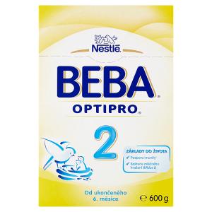 BEBA Optipro 2 od ukončeného 6. měsíce 2 x 300g