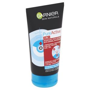 Garnier PureActive 3IN1 maska s aktivním uhlím proti černým tečkám 150ml
