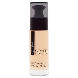 Gabriella Salvete Cover Foundation Vysoce krycí make-up 101 ivory 30ml