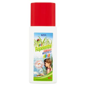 Kiss Dětský repelentní sprej proti klíšťatům a bodavému hmyzu 100ml