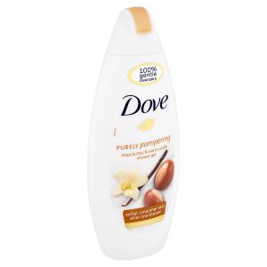 Dove Bambucké máslo a vanilka Sprchový gel 250ml
